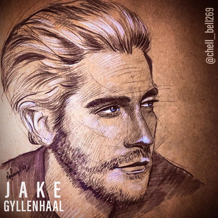 Jake Gyllenhaal par nickmoscovitz
